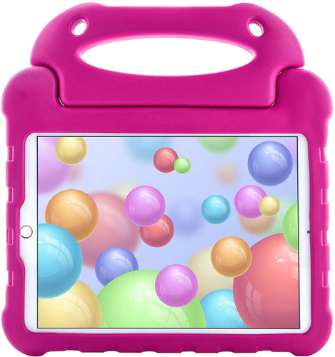 Just in Case Apple iPad (2020)/(2019) and iPad Air (2019) Kids Cover Ultra Pink Main Image