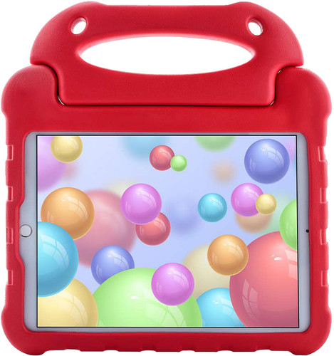 Just in Case Apple iPad (2020)/(2019) and iPad Air (2019) Kids Cover Ultra Red Main Image