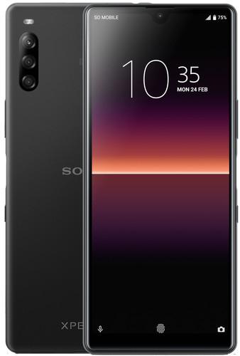 Sony Xperia L4 64GB Zwart Main Image