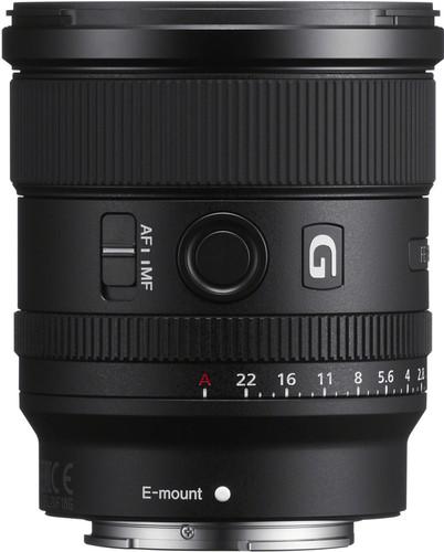 Sony FE 20mm f/1.8 G Main Image