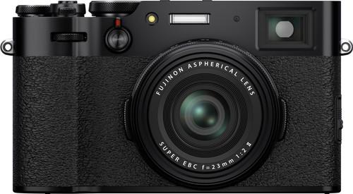 Fujifilm X100V Zwart Main Image