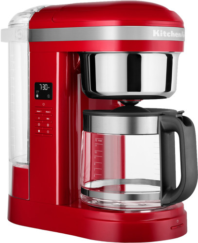 KitchenAid 5KCM1209EER Rood Main Image