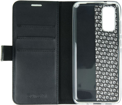 Valenta Classic Luxe Samsung Galaxy S20 Book Case Leer Zwart Main Image