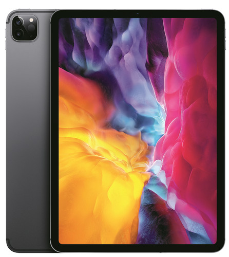 Apple iPad Pro (2020) 11 inch 1 TB Wifi + 4G Space Gray Main Image