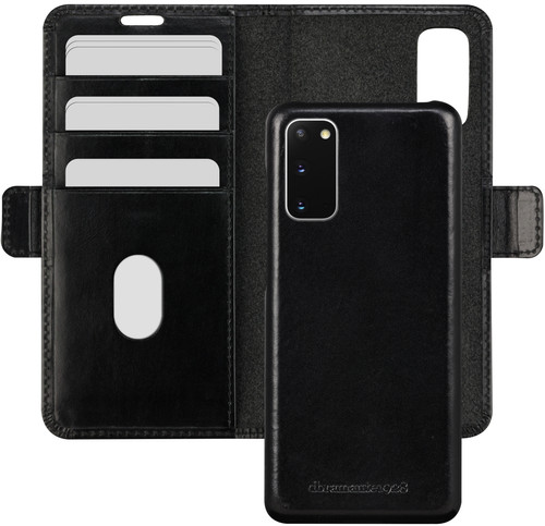 DBramante1928 Lynge Samsung Galaxy S20 Book Case Leather Black Main Image