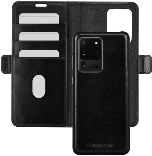 DBramante1928 Lynge Samsung Galaxy S20 Ultra Book Case Leer Zwart Main Image
