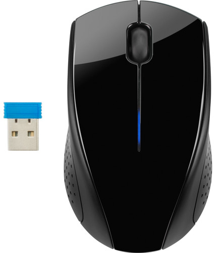 HP Wireless Mouse 220 Black Main Image