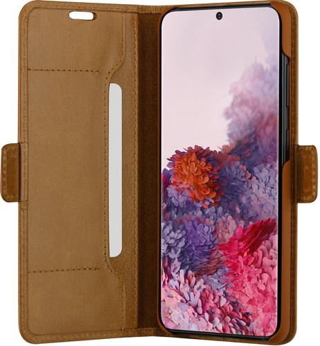 DBramante1928 Copenhagen Slim Samsung Galaxy S20 Book Case Leer Bruin Main Image