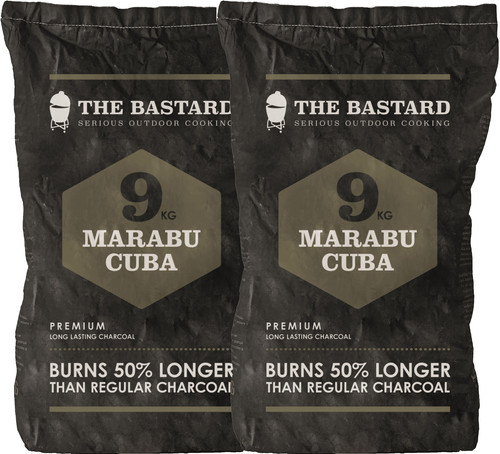The Bastard Marabu 9 kg Duo Pack Main Image