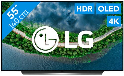 LG OLED55CX6LA Main Image