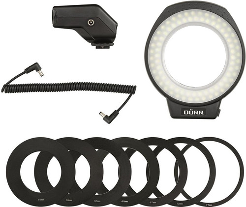 Dörr Ultra 80 LED Ring Light with Flash Main Image