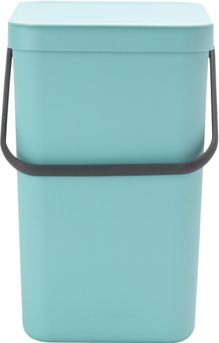 Brabantia Sort & Go waste bin 25L - Mint Main Image
