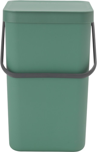 Brabantia Sort & Go afvalemmer 25 liter - Fir Green Main Image