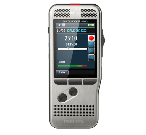 Philips PocketMemo Dicteerapparaat DPM7000 Main Image