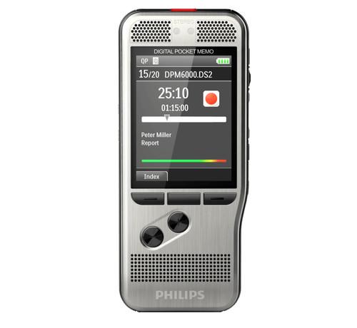Philips PocketMemo Dicteer- en transcriptieset DPM7700 Main Image