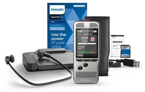 Philips PocketMemo Dictation and Transcription Set DPM7700 Main Image