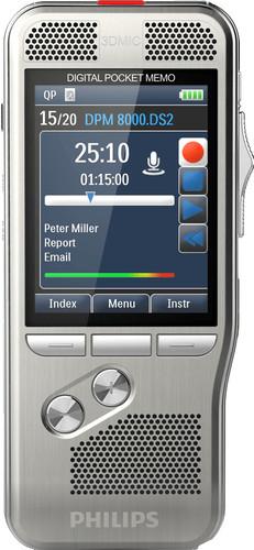 Philips PocketMemo Vergaderrecorder DPM8900 Main Image