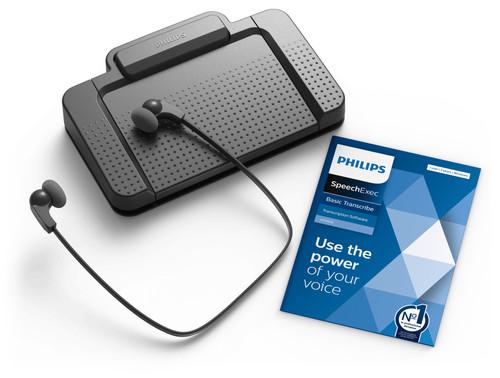 Philips SpeechExec Basic Transcribe LFH4622 Main Image
