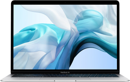 Apple Macbook Air (2020) MWTK2N/A Zilver Main Image
