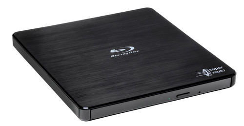 Hitachi- LG Slim Portable Blu-ray Writer BP55EB40 Main Image