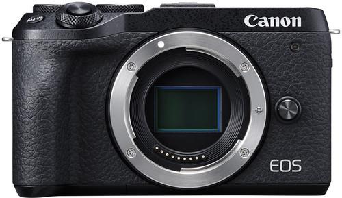 Canon EOS M6 Mark II Body Zwart Main Image