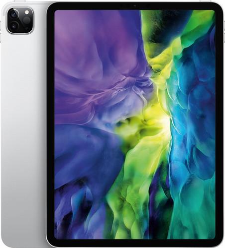 Apple iPad Pro (2020) 11 inch 1 TB Wifi Zilver Main Image