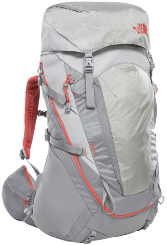 The North Face Womens Terra HIGH RISE GREY/MID GREY XS/S 55L Main Image