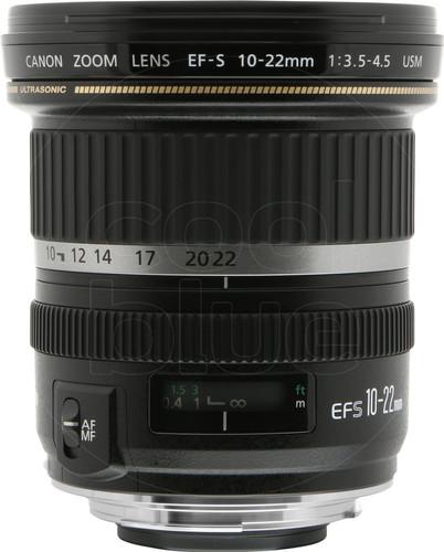 Canon EF-S 10-22mm f/3.5-4.5 USM Main Image