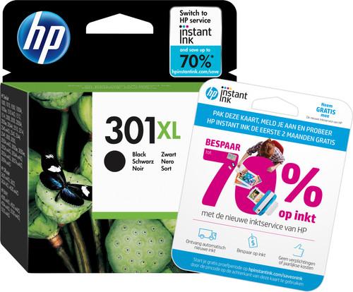 HP 301XL Inkt Cartridge Zwart (CH563EE) Main Image