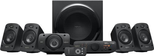 Logitech Z906 5.1 Surround Sound Speakers + Receiver Main Image