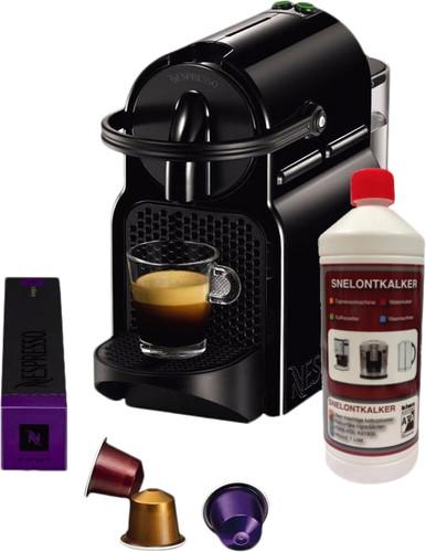 Magimix Nespresso Inissia M105 Zwart + Magimix Ontkalker 1 L Main Image