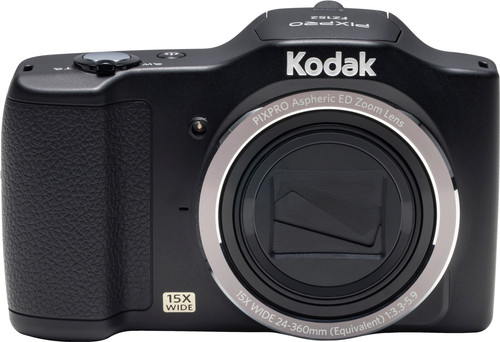 Kodak Pixpro FZ152 Zwart Main Image