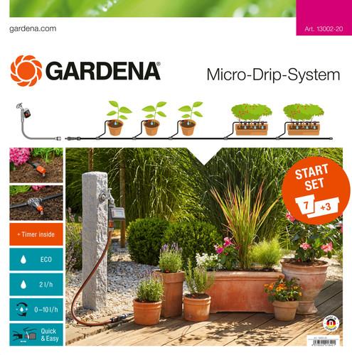 Gardena Micro Drip Start Set M Besproeiingscomputer Main Image