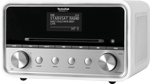 TechniSat DigitRadio 580 Wit Main Image
