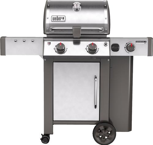 Weber Genesis II LX S-240 GBS Stainless Steel Main Image