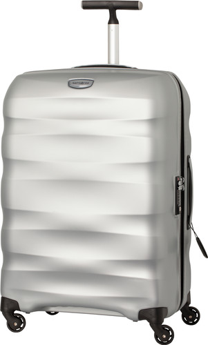 Samsonite Engenero Spinner 69cm Diamond Silver Main Image