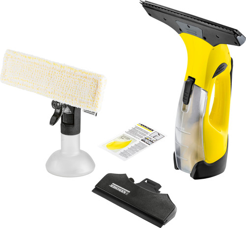 Karcher Window Vac WV 5 Premium Yellow Main Image
