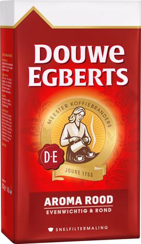 Douwe Egberts Aroma Rood snelfiltermaling 500 gr Main Image