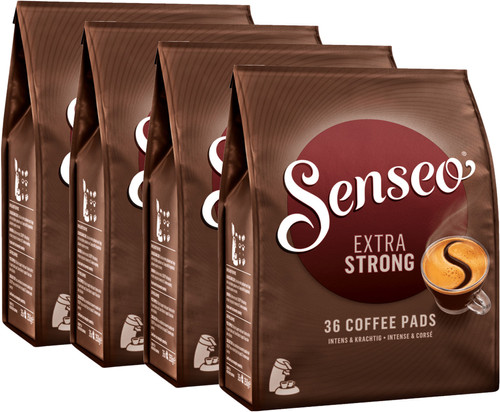 Senseo Extra Strong 4-pack Main Image