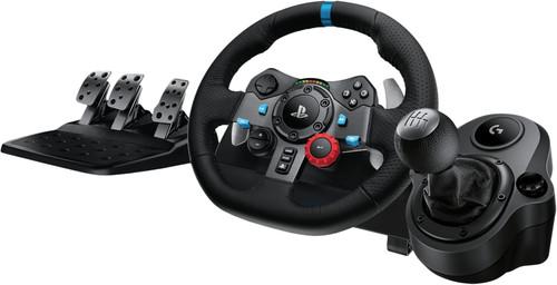 Logitech G29 Driving Force + Logitech Driving Force Shifter Main Image