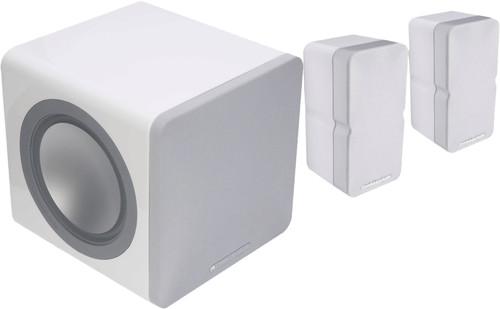 Cambridge Audio Minx Min 22 2.1 Set White Main Image