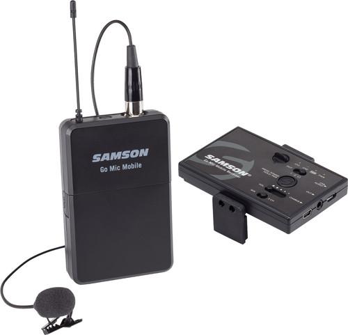 Samson Go Mic Mobile 1 Lavelier Main Image