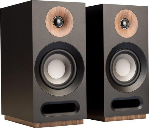 Jamo S 803 Boekenplank Speaker Zwart (per paar) Main Image
