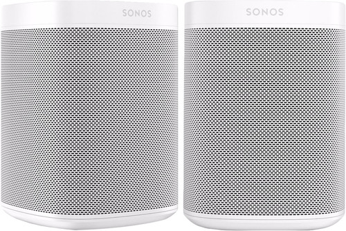 Sonos One Duo Pack White Main Image