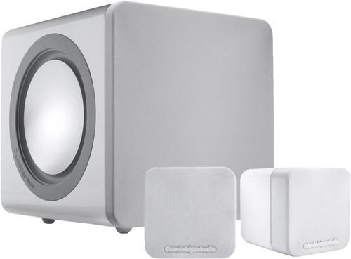 Cambridge Audio Minx 2.1 Set White Main Image