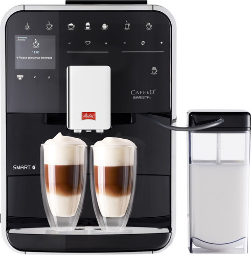 Melitta F830-102 Barista T Smart Black Main Image