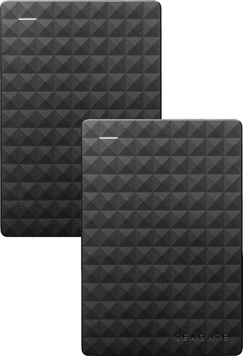 Seagate Expansion Portable 2 X 1 TB (Duo Pack) Main Image