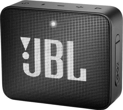 JBL Go 2 Black Main Image