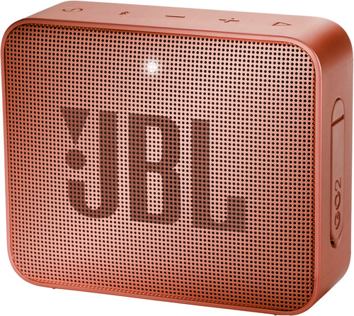JBL Go 2 Brown Main Image