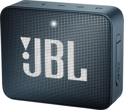 JBL Go 2 Donkerblauw Main Image